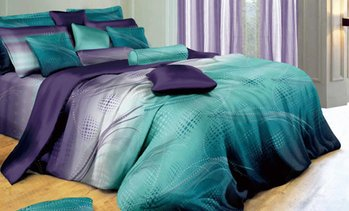 Artistic Quilt Cover Set