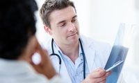 Health Assessment Package with Optional Prostate Cancer or Ovarian Cancer Test, Choice of 20 Locations (Up to 72% Off)