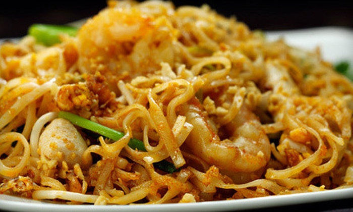 Thai Place Restaurant - Old Westport: $40 Off Your Bill at Thai Place Restaurant. Two Options Available.