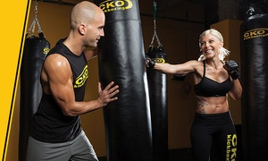 Kickboxing Classes At Cko Kickboxing Center City (up To 77% Off)