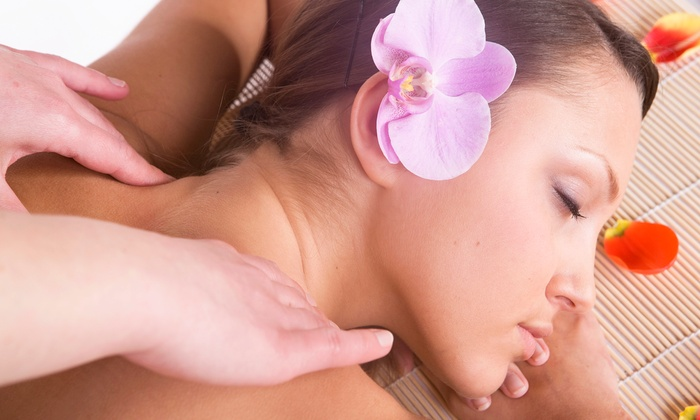 Pure Radiance Day Spa - Woodward Park: Brightening Facial, Massage with Salt Glow, or Spa Package at Pure Radiance Day Spa (Up to 52% Off)