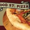Half Off at Wood Street Pizza