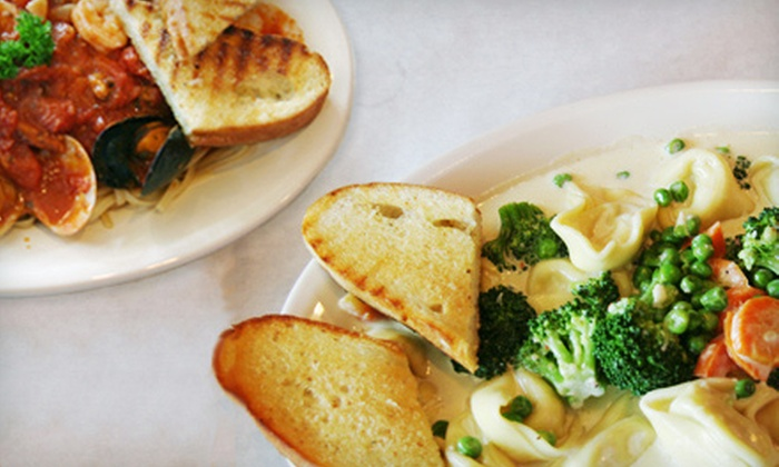 Casa Nostra Pizzeria & Ristorante - Heritage: $15 for $30 Worth of Italian Cuisine and Drinks at Casa Nostra Pizzeria & Ristorante in Lakeville