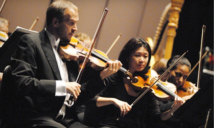 Florida Orchestra - Multiple Locations: $15 for a Classical-Music Outing to a Florida Orchestra Concert ($30 Value). Six Performances Available.