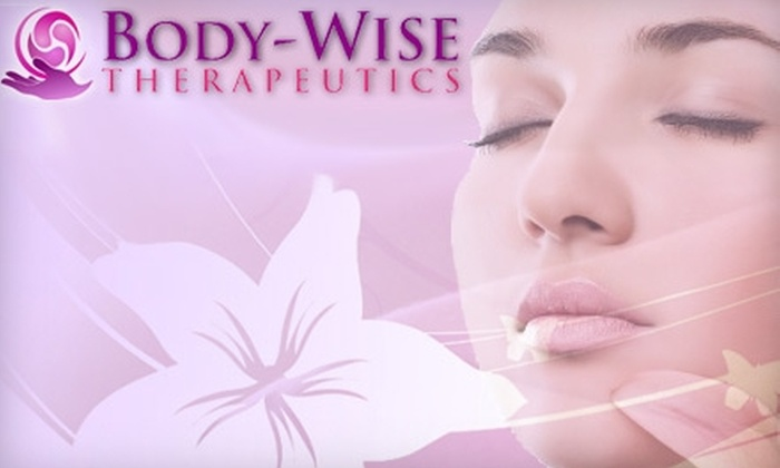 Body-Wise Therapeutics - Middletown: $42 for Facial Reflexology at Body-Wise Therapeutics in Middletown ($85 Value)
