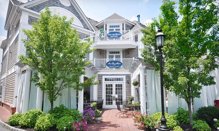 Inn on Main - Manasquan: Two-Night Stay for Two in a Standard or Deluxe Room at Inn on Main in New Jersey