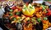Loca Luna - Morningside - Lenox Park: $17 for $35 Worth of Tapas and Drinks at Loca Luna
