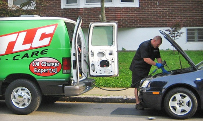 53 Off Mobile Oil Change Package From Car TLC
