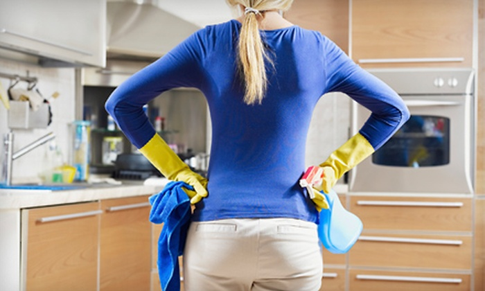 Heavenly Maid Cleaning Service - Downtown Yonkers: Three-Hour Cleaning Services for Homes Up to 700 or 2,000 Square Feet from Heavenly Maid Cleaning Service