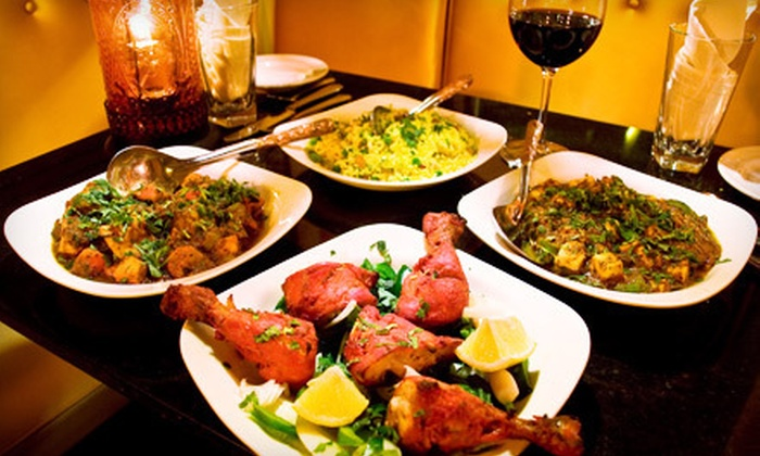 Little India - Central Business District: $10 for $20 Worth of Indian Dinner Fare and Drinks at Little India