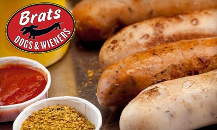 Little Cheese Pub - Chelsea: $10 for $20 Worth of Organic Sausage and More at Brats