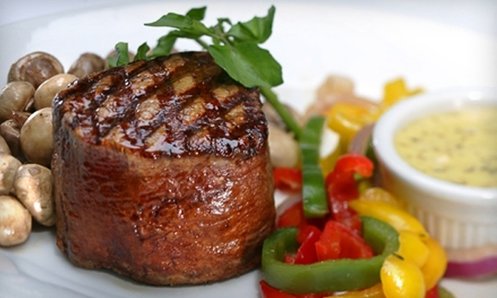 Shula's 347 Grill - Coral Gables: $15 for $30 Worth of Steakhouse Fare and Drinks at Shula's 347 Grill in Coral Gables