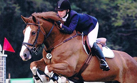 One 1.5-Hour Private Horseback-Riding Lesson (a $59.33 value) - Raynham Stables in Nobleton