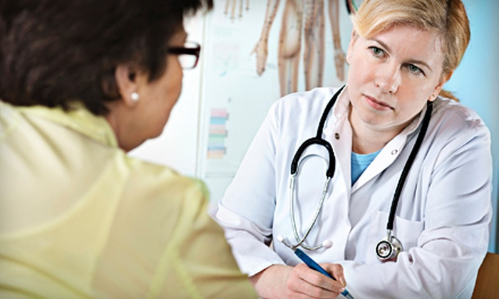 Complete Healthcare for Women - Mervyn J. Samuel, MD Inc. - Multiple Locations: Gynecological Tests at Complete Healthcare for Women - Mervyn J. Samuel, MD Inc. (Up to 70% Off). Three Options Available.