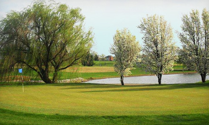 Lone Oak Golf Course - Nicholasville: $39 for an 18-Hole Round of Golf for Two with Cart Rental at Lone Oak Golf Course in Nicholasville (Up to $96 Value)