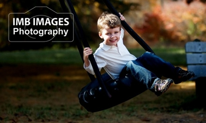 IMB Images Photography - Germantown: $69 for Photo Session and Print Options from IMB Images Photography in Germantown