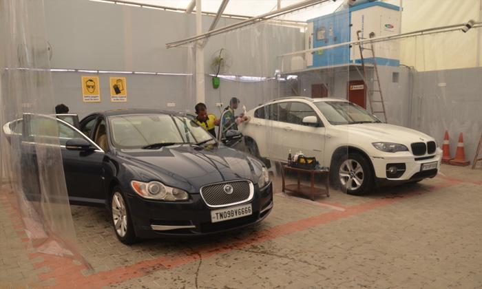 Automatic Car Wash In Chennai
