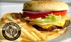 Beefy's Backyard - Multiple Locations: $5 for $10 Worth of Burgers, Sandwiches, and More at Beefy's