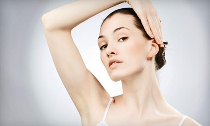 Women's Doc MedSpa - South Barrington: Six Laser Hair-Removal Treatments for Small, Medium, or Large Body Areas at Women's Doc MedSpa in South Barrington