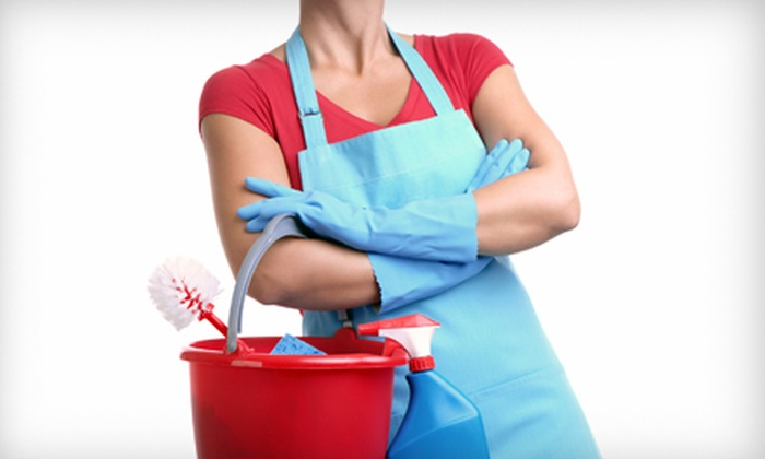 A Cleaning Maid in Heaven - Midlothian: $89 for Two Hours of Housecleaning by a Two-Person Team from A Cleaning Maid in Heaven ($180 Value)