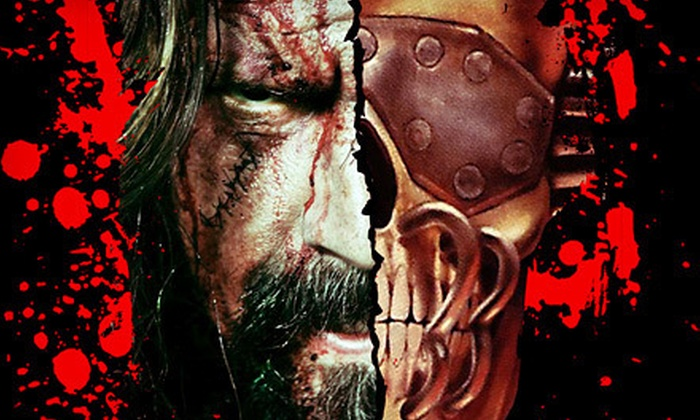 Rob Zombie and Megadeth - Holmdel: Rob Zombie and Megadeth Concert at PNC Bank Arts Center in Holmdel on May 11 (Up to 51% Off). Two Options Available.