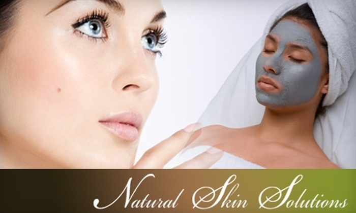 Natural Skin Solutions - University City: $35 for a Deep Pore-Cleansing Facial at Natural Skin Solutions ($75 Value)