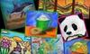 Half Off a Four-Week Art-Class Series for Children in Queen Creek