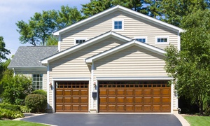 Academy Overhead Door: $39 for a Garage-Door Tune-Up from Academy Overhead Door ($125 Value)