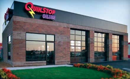 QuikStop Oilube - QuikStop Oilube in Miamisburg