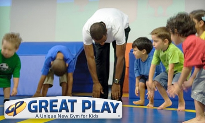 Great Play - Chandler: $10 for Two Drop-In Classes at Great Play of Chandler