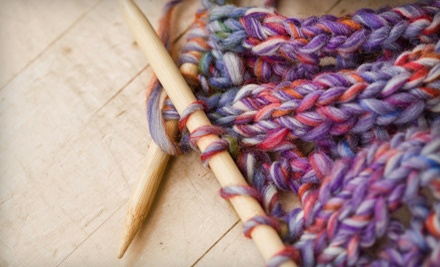 Knitting 101 Class (a $30 value) - Knitting101.org in Washington
