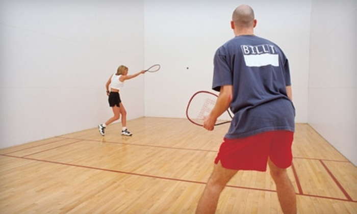 St. Clair Fitness & Racquet Club - Upper St. Clair: $20 for One Month of Unlimited Racquetball, Classes, and Gym Access at St. Clair Fitness & Racquet Club ($54.99 Value)