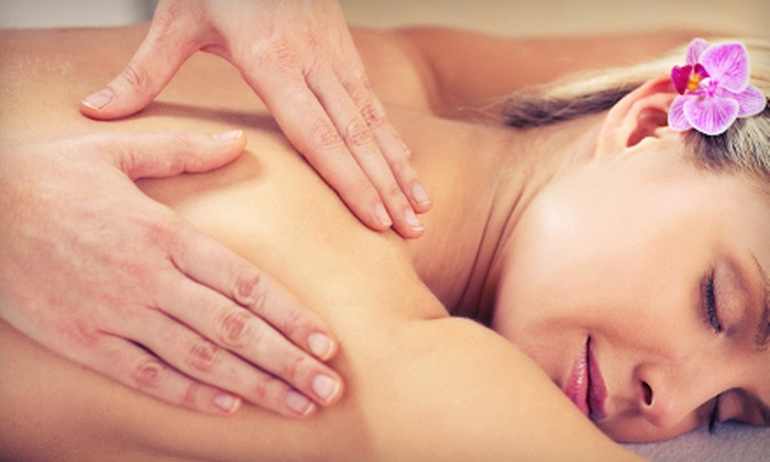 Athena Day Spa - Laguna Beach: Two-Hour Exfoliation and Massage Spa Package for One or Two at Athena Day Spa in Laguna Beach (Up to 57% Off)
