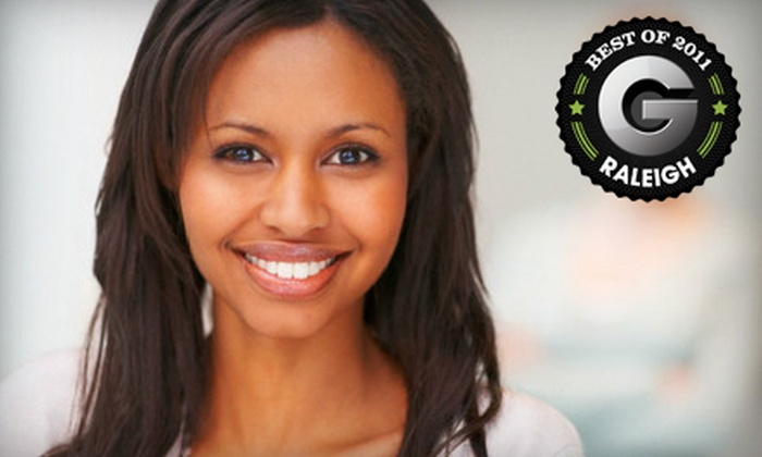Tryon Family Dentistry - Southwest Raleigh: Dental-Care Package with Cleaning and Whitening or a Zoom! Whitening Treatment at Tryon Family Dentistry (Up to 81% Off)