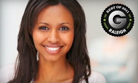Zoom! Teeth-Whitening Treatment, Exam, Cleaning, and X-rays - Tryon Family Dentistry in Raleigh