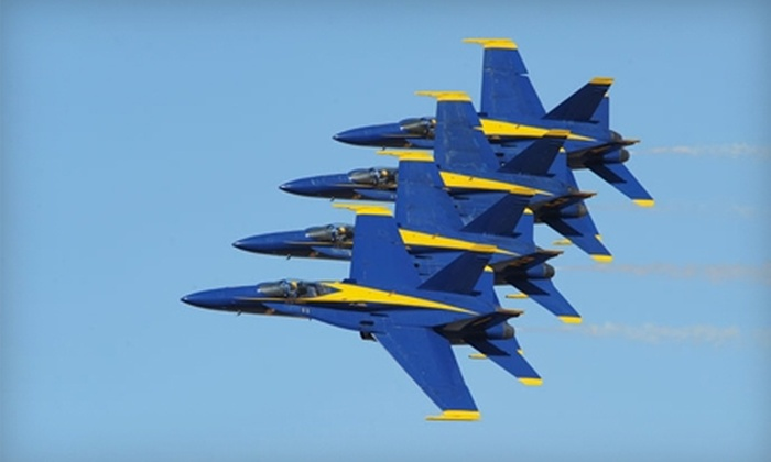 Thunder Over Michigan Air Show - Ypsilanti: $25 for Two Single-Day Tickets to the Thunder Over Michigan Air Show on July 23 and July 24