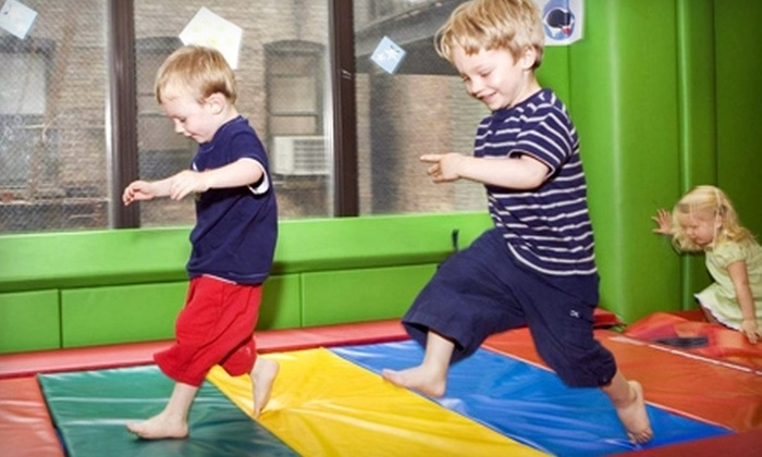 Kidville Dallas - Dallas: $59 for Classes and a Playspace Pass at Kidville ($148 Value)