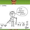 Half Off Custom Hand-Drawn Cat Picture