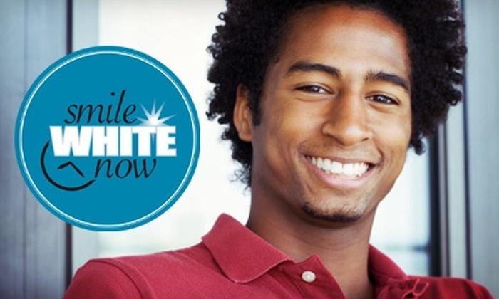 Smile White Now - Mountain Run: $75 for Teeth Whitening at Smile White Now ($150 value)