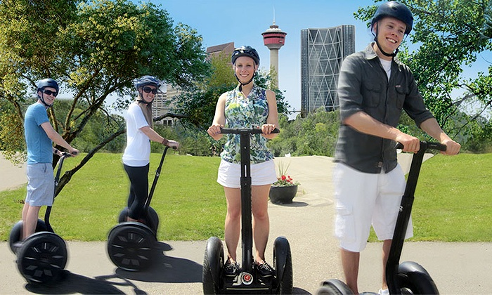 River Valley Adventure Co. - Lindsay Park: C$39 for a One-Hour Guided Segway Tour from River Valley Adventure Co. (C$59.99 Value)