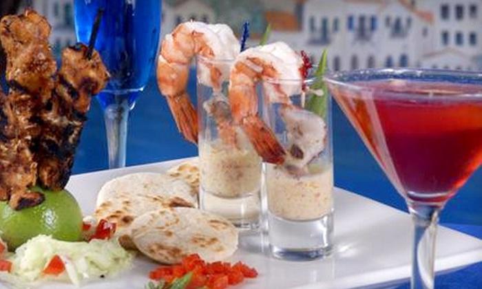 Mykonos Café and Taverna - Mountain Run: $15 for $30 Worth of Greek Cuisine at Mykonos Café and Taverna