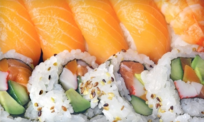 Tokyo Sushi & Grill - Multiple Locations: $7 for $15 Worth of Sushi and Asian Fare at Tokyo Sushi & Grill