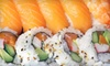 Toyko Sushi  - 6 locations - Multiple Locations: $7 for $15 Worth of Sushi and Asian Fare at Tokyo Sushi & Grill