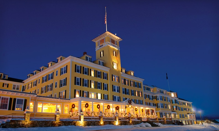 Mountain View Grand Resort & Spa - Whitefield, NH: Two-Night Stay for Up to Four at Mountain View Grand Resort & Spa in New Hampshire