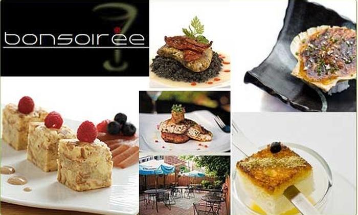 Bonsoiree - Bucktown: $20 for $50 Groupon at Bonsoiree