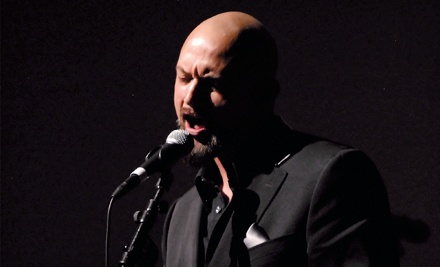 Geoff Tate at the Uptown Theatre Napa on Thurs., Feb. 2 at 8PM: Orchestra or Balcony Seating - Geoff Tate in Napa