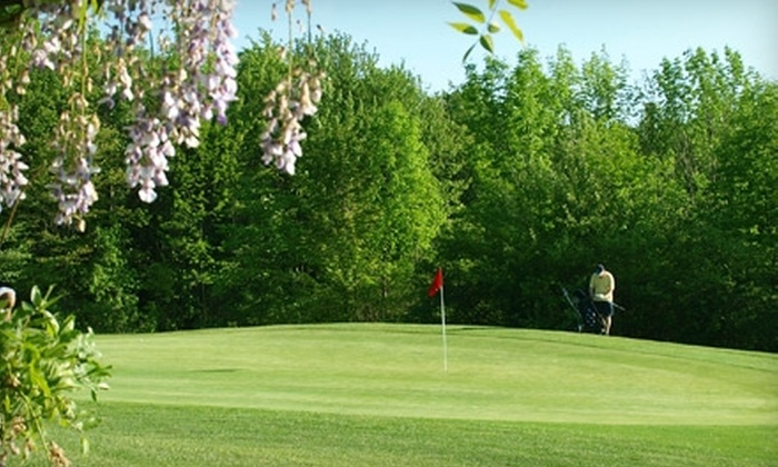 Crab Apple Ridge Golf Course - Waterford: $29 for Two Rounds of Golf Plus Cart Rental at Crab Apple Ridge Golf Course ($58 Value)