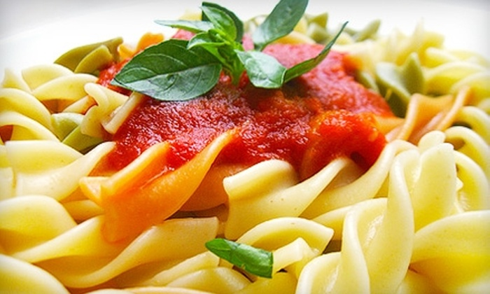 Di Cicco's Italian Restaurant - Multiple Locations: $10 for $20 Worth of Italian Cuisine and Drinks at Di Cicco's Italian Restaurant. Five Locations Available.