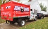 Fire Dawgs Junk Removal - Speedway: $49 for $140 Worth of Junk Removal from Junk Dawgs