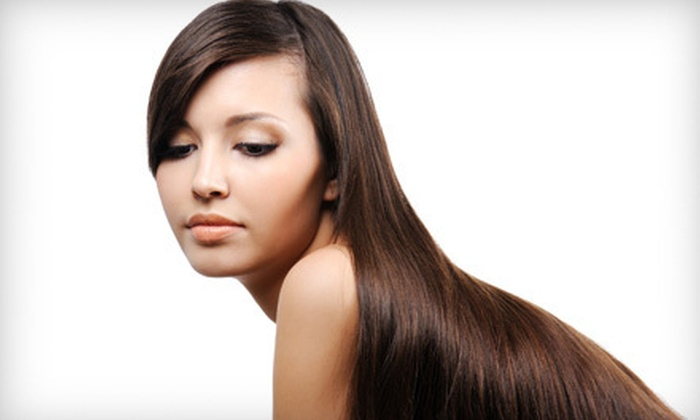 Polo Salon & Spa - North Palm Beach Village: $99 for Choice of Keratin Smoothing Treatment at Polo Salon and Spa in North Palm Beach (Up to $350 Value)